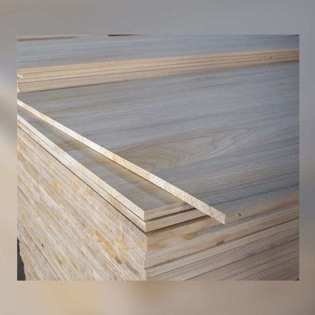Oakley 100% Solid Wood Furniture Boards A Grade 10/12% Moisture Content