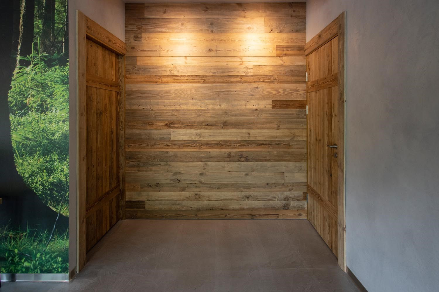 Reclaimed Pine Wall Panelling 1 Square Meter Per Pack
