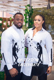 Music & Me Couples Shirts