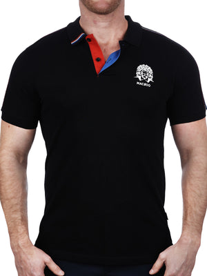 Polo Band Black