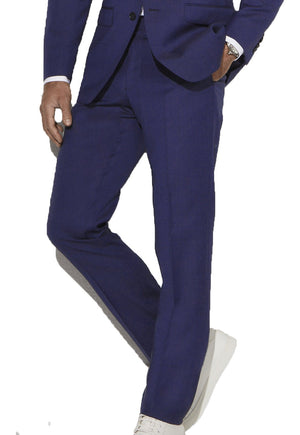 Hot Blue Smart Pants