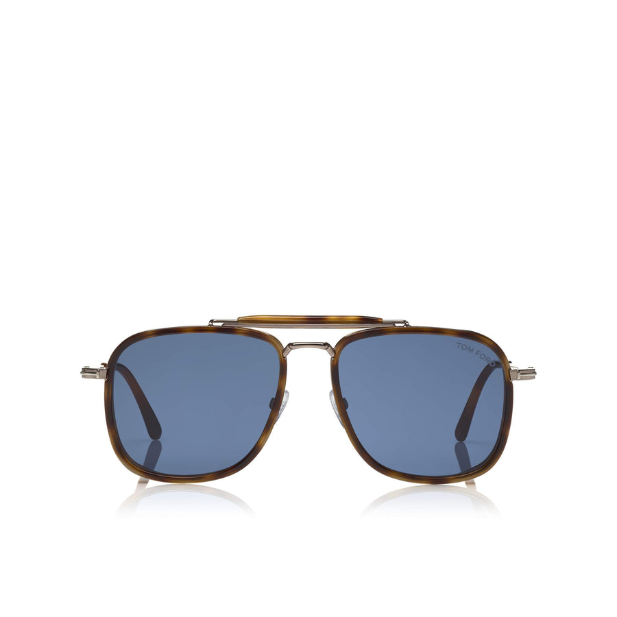 HUCK SUNGLASSES - TOM FORD FT0665
