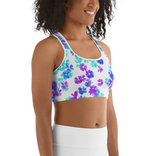 Load image into Gallery viewer, Daffodils Sports Bra