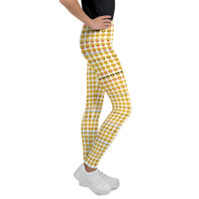 Load image into Gallery viewer, Emoji Youth Leggings