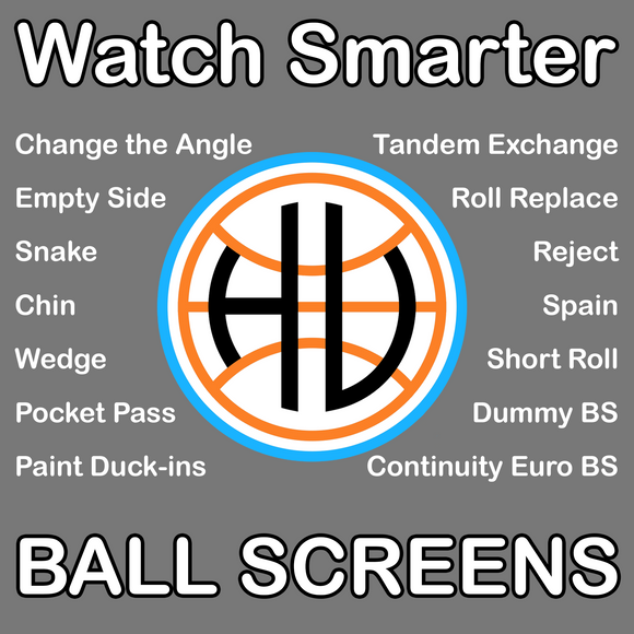 Watch BALL SCREENS Smarter