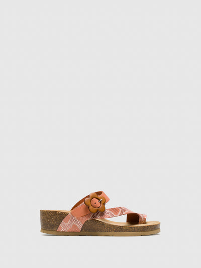 Bos&Co Coral Round Toe Mules