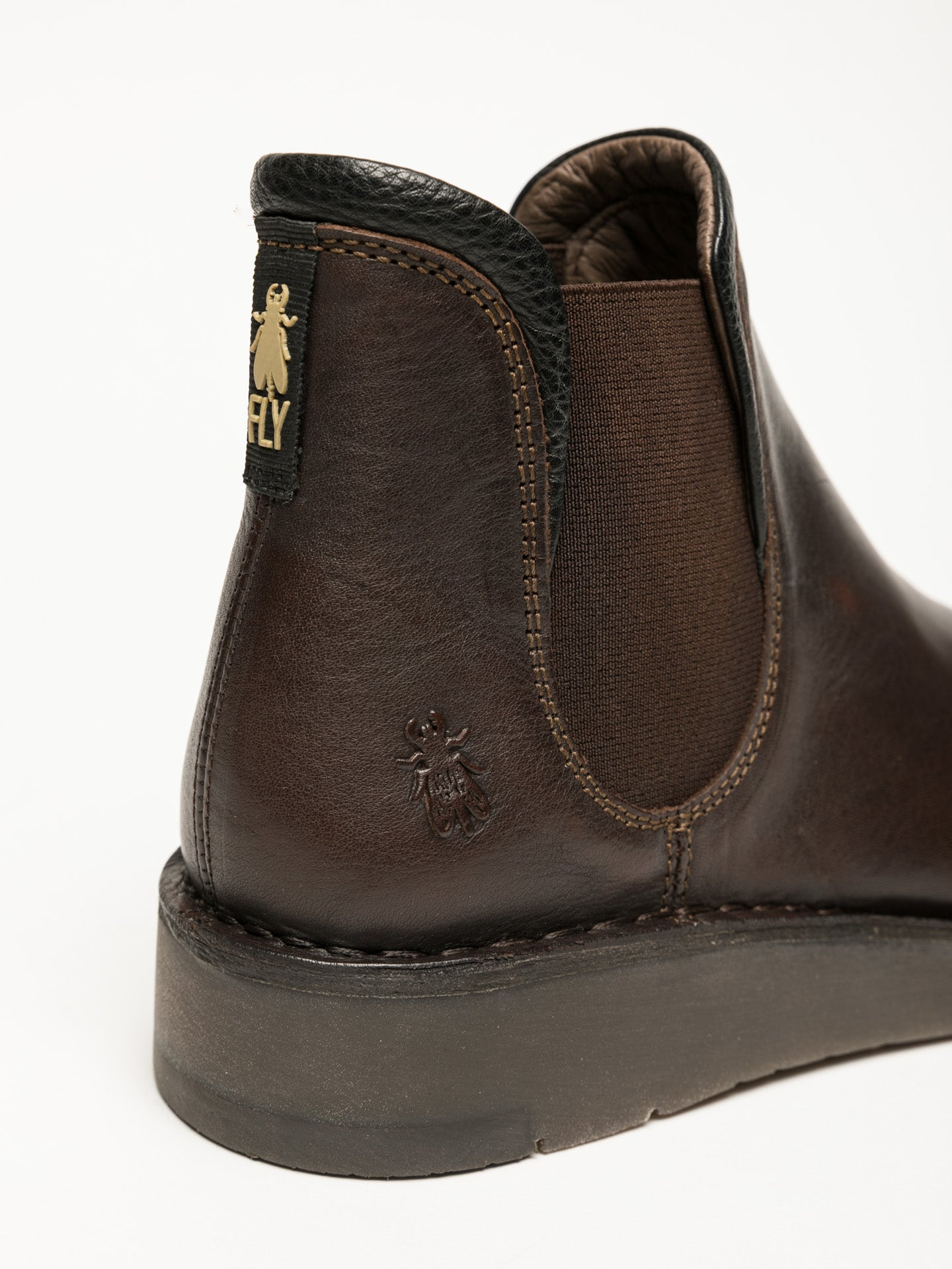 Brown Chelsea Ankle Boots - Overcube