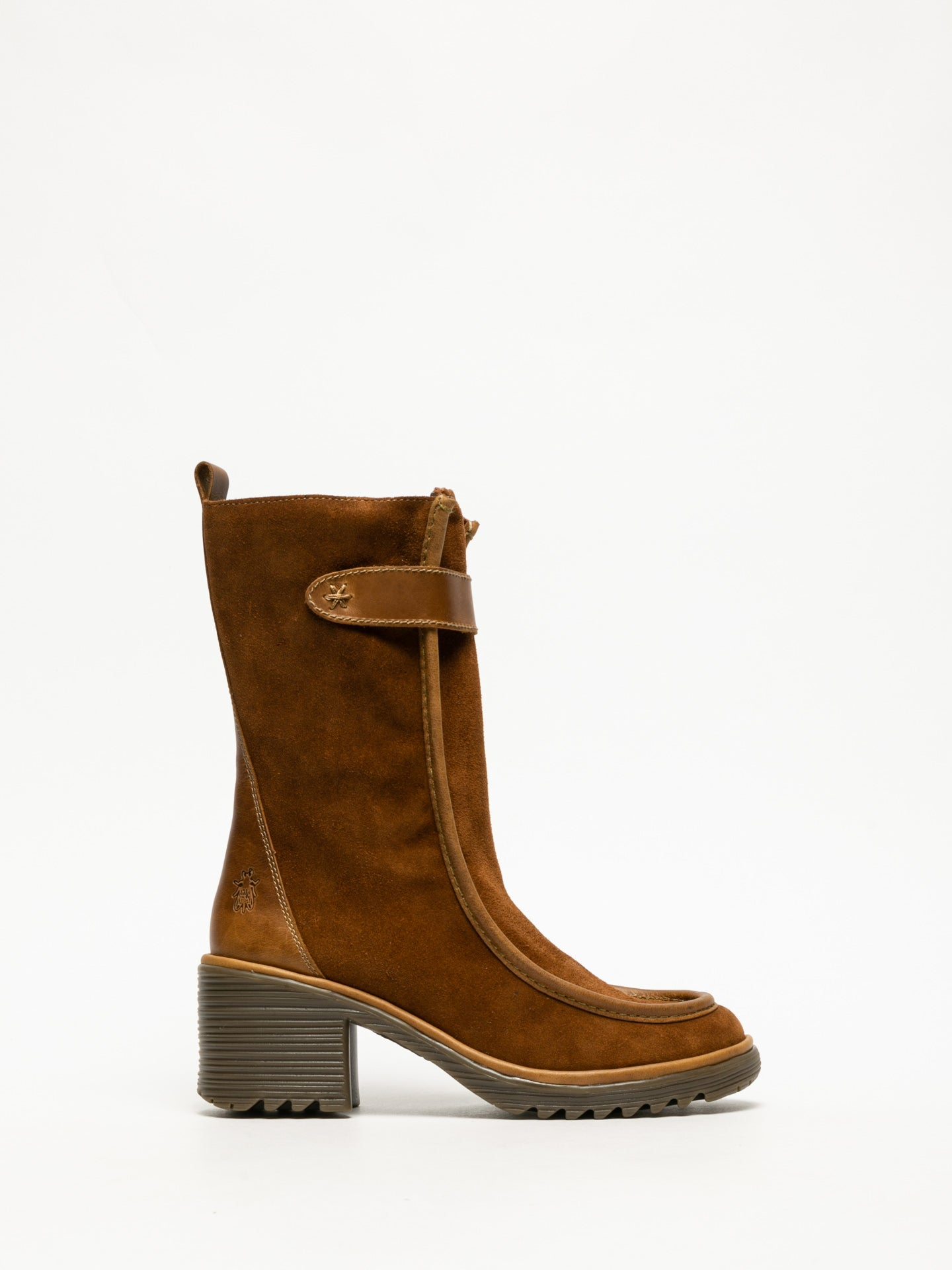 Fly London Peru Zip Up Boots