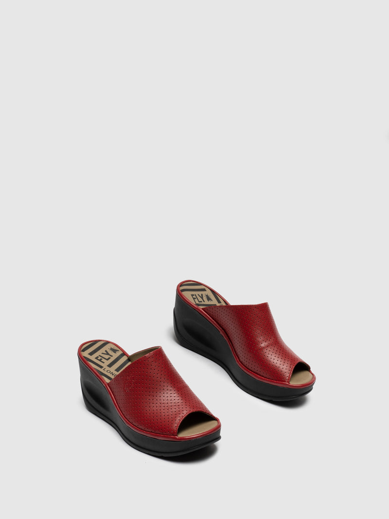 Red Wedge Mules