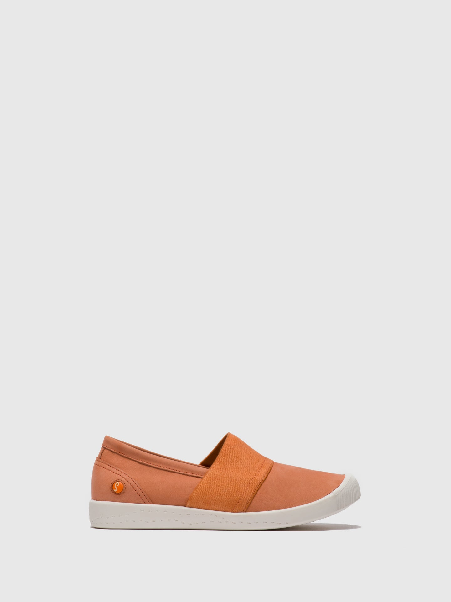 SOFTINOS Pink Slip-on Shoes