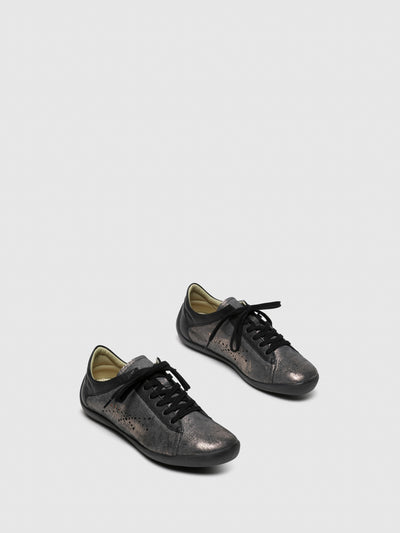 SOFTINOS Multicolor Lace-up Sneakers