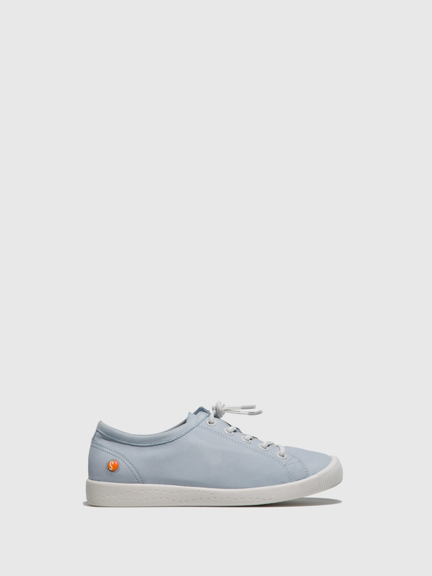 Softinos Blue Lace-up Shoes