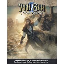 7th Sea : second edition