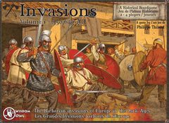 Invasions: Volume 1 350-650 AD