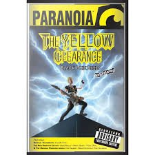 Paranoia :The original Yellow Clearance Black Box Blues - Play Board Games