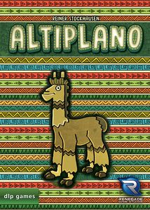 Altiplano - Play Board Games
