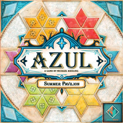 Azul : Summer pavillion