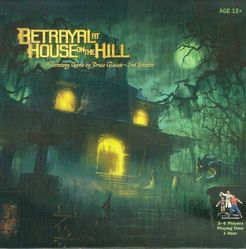 Betrayal at House on the Hill - Play Board Games