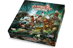 Wulfsburg : Zombicide Black Plague