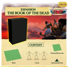 Kemet: Blood and Sand – Book of the Dead