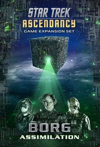 Star Trek: Ascendancy – Borg Assimilation - Play Board Games
