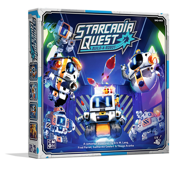 Starcadia Quest: Build A Robot