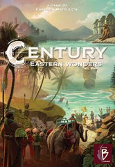Century Eastern Wonders - Play Board Games