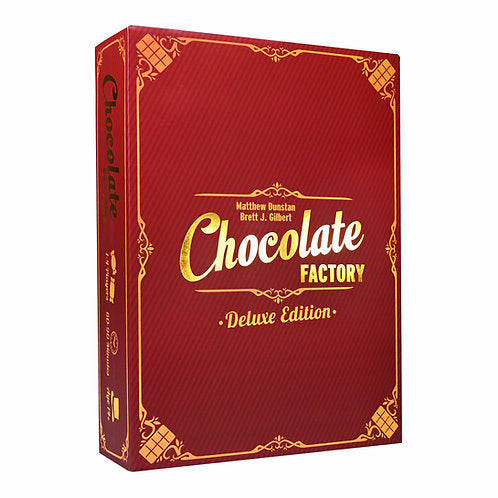 Chocolate factory: Deluxe Edition