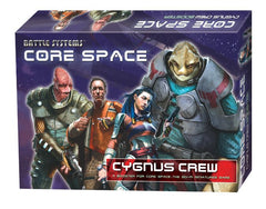 Core Space Crew Booster Cygnus