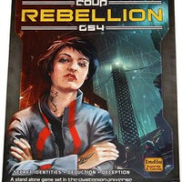 Coup Rebellion - Play Board Games