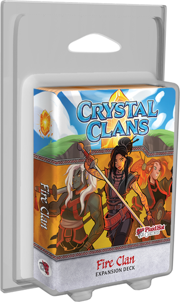 Fire Clan : Crystal clans