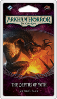 Arkham Horror : The Depths of Yoth Mythos Pack - Play Board Games