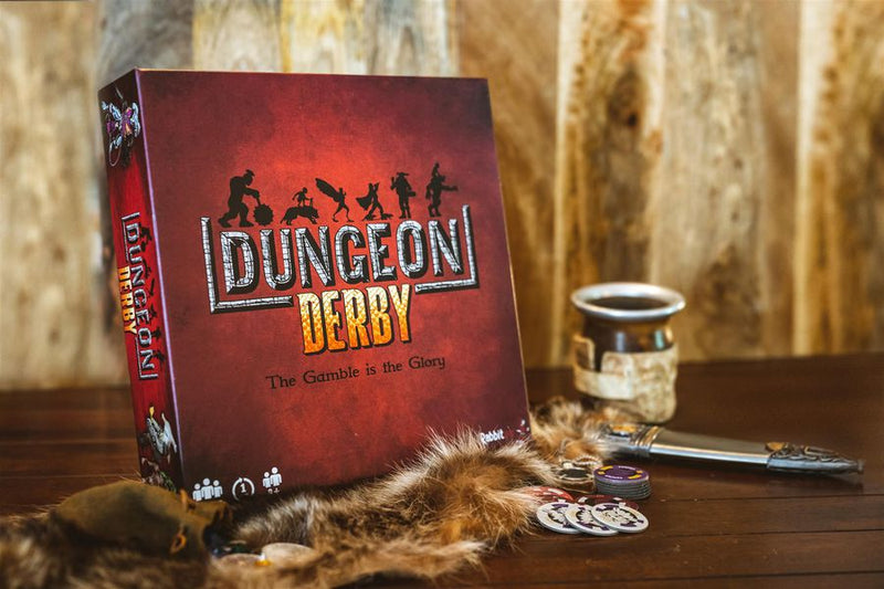 Dungeon Derby (Kickstarter)