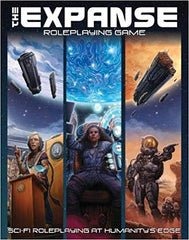 The Expanse: Roll Playing Game - Play Board Games