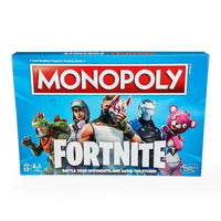 Monopoly : Fortnite - Play Board Games