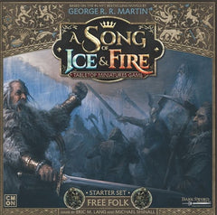 A Song of Ice & Fire:  – Free Folk Starter Set