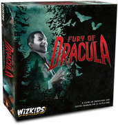 Fury of Dracula 4th edition - Play Board Games
