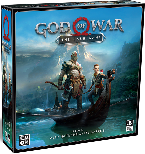 God Of War : The Card Game