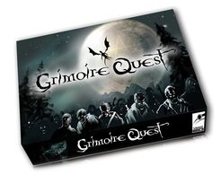 Grimoire quest - Play Board Games