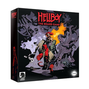 Hellboy : Agent Pledge - Play Board Games