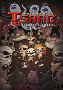 The Binding of Isaac: Four souls - Play Board Games