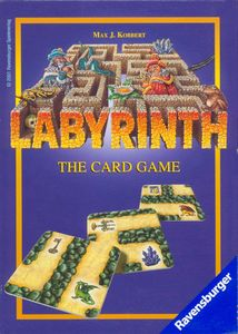 Labyrinth The Card Game - Play Board Games