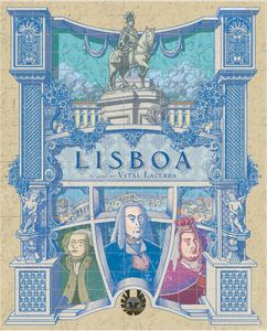 Lisboa Deluxe Edition - Play Board Games