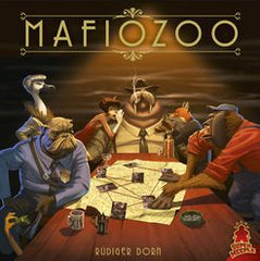 Mafiozoo - Play Board Games