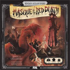 Masque of the Red Death - Play Board Games