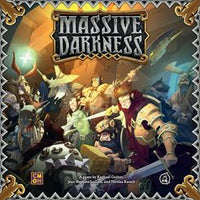 Massive Darkness - Play Board Games