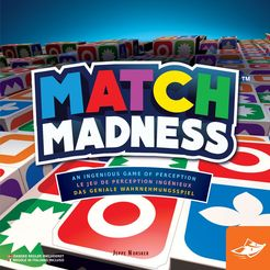 Match Madness : Uk Edition