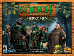 Sheriff of Nottingham: Merry Men - Play Board Games