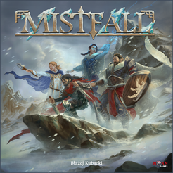 Mistfall - Play Board Games