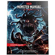 D&D Monster Manual - Play Board Games